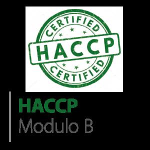 HACCP modulo B