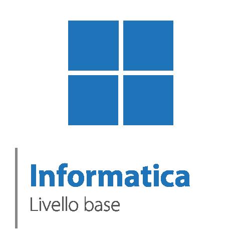 Informatica base (privato) Ente F.IRE | Formazione finanziata